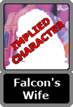 Falcon's Unnamed Wife