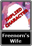Freenorn's Unnamed Wife