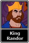 King Randor of the house of Miro