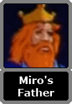 Miro's Unnamed Father