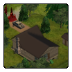 Sims 2 Cabin in the Woods