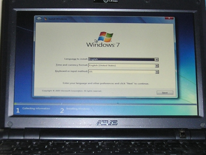 ASUS Eee PC 900/XP Drivers