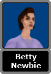 Betty 'Simovitch' Newbie