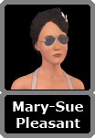 Mary-Sue 'Oldie' Pleasant